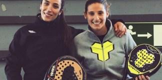 Vero Virseda y Nuria Rodriguez, pareja 2017