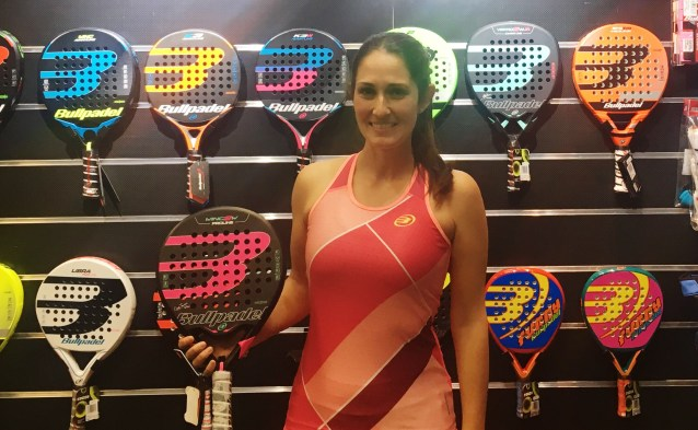Esther Lasheras ficha por Bullpadel