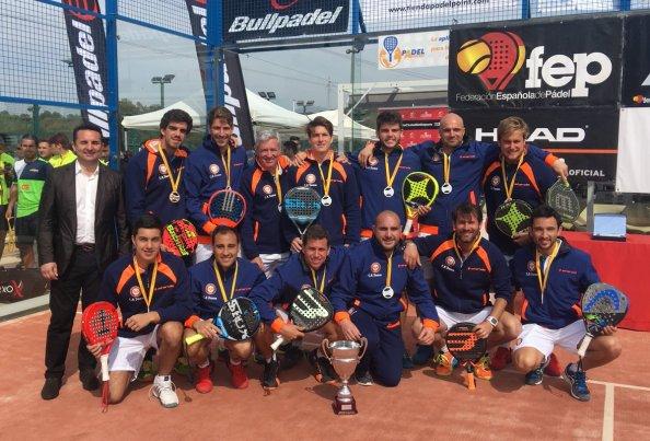 Ganadores Cto de España por Equipos de 1ª Categoría