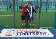 Aris Patiniotis ficha por Padel Trotters