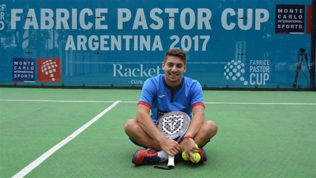 Martín Di Nenno regresa a la competición