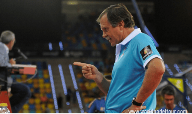 Horario Álvarez Clementi nuevo entrenador