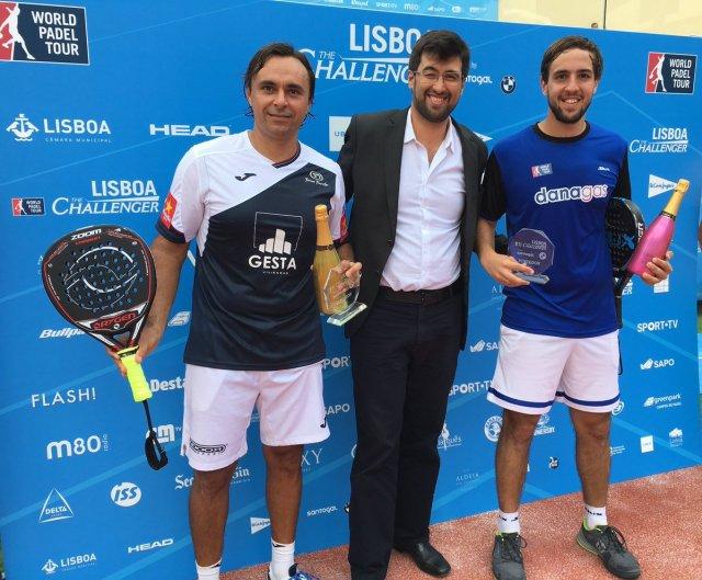 Ganadores Lisboa Challenger 2017