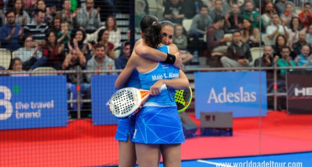 Ganadoras del A Coruña Open 2017
