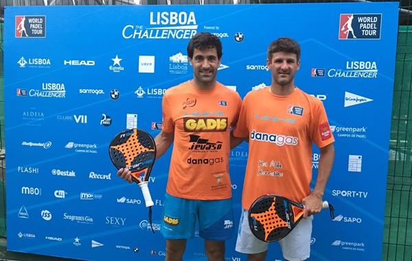 Borja Yribarren y Guga Vazquez