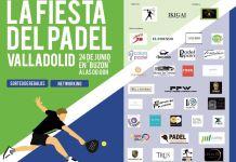 Cartel final La fiesta del Padel 2017