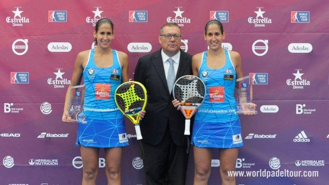Ganadoras Barcelona Master 2017