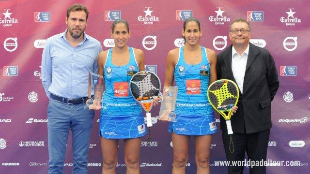Ganadoras WPT Valladolid Open 2017