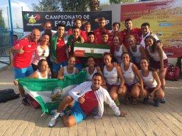 Ganadores Campeonato de España por Selecciones Autonómicas de Menores