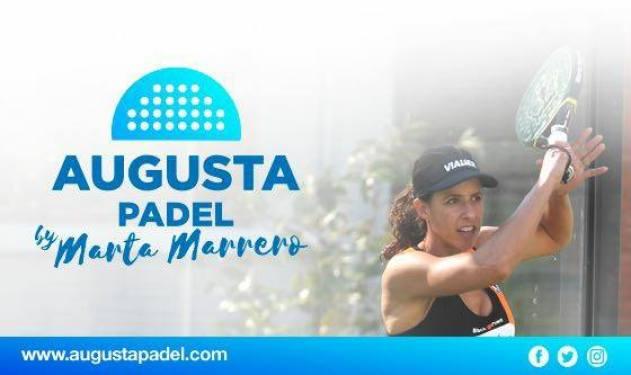 Marta Marrero en Agusta Padel