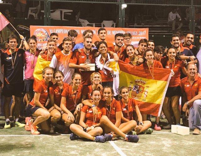 España gana el Mundial Menores 2017