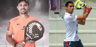 Jordi Muñoz y Javi Escalante nueva pareja