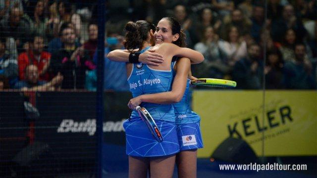 Ganadoras del keler Bilbao Open 2017