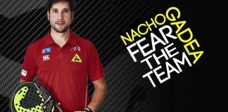 Nacho Gadea renueva con Vibor-A