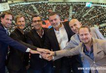 Suecia estará en el World Padel Tour