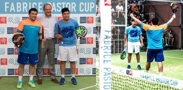 Campeones Fabrice Pastor Cup 2018  argentina