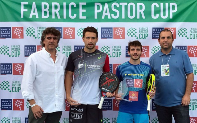Campeones Fabrice Pastor Cup 2018  Brasil