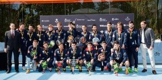 Ganadores del Cto de España por Equipos