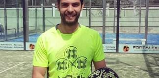Antonio Luque ficha por Trebol Padel