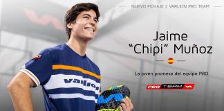"Jaime ""Chipi"" Muñoz ficha por Varlion"