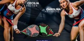 Ceci Reiter y Carolina Navarro