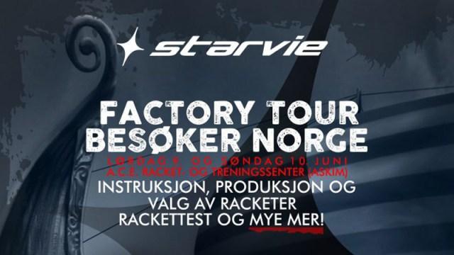 Factory Tour Noruega