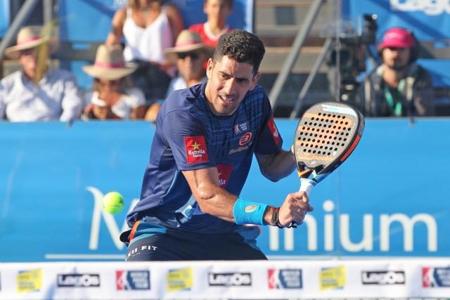 Maxi Sanchez, número 1 del ranking