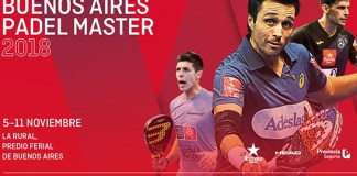 Buenos Aires Padel Master 2018