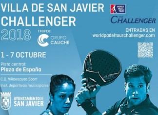 Villa de San Javier Challenger 2018