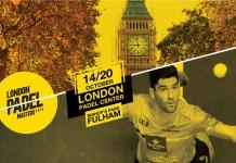 London Padel Master 2019