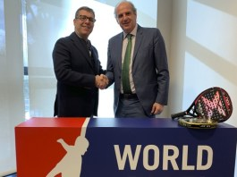 Nox, pala oficial del World Padel Tour