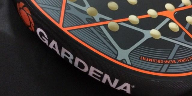 Gardena, proveedor oficial del World Padel Tour