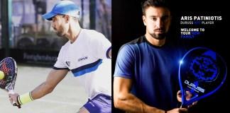 Javi Escalante y Aris Patiniotis equipos 2019