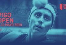 Vigo Open 2019 cartel femenino