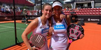 Ganadoras Swedish Padel Open 2019