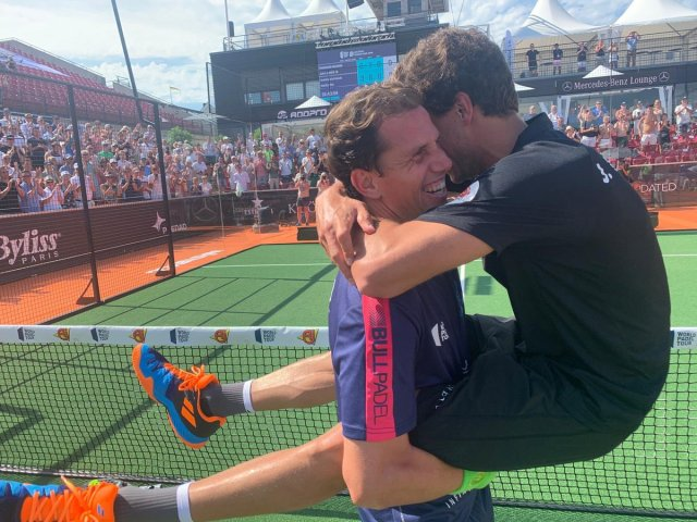 Ganadores Swedish Padel Open 2019