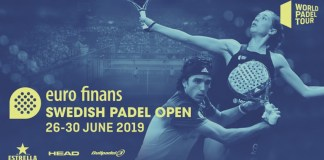 Swedish Padel Open 2019