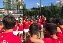 España en el Mundial de Menores 2019