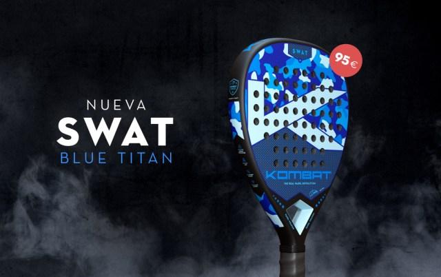 Kombat Swat Blue Titan