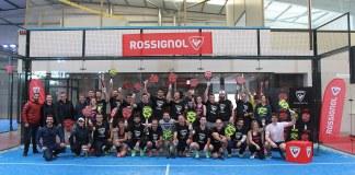 Rossignol Pádel colección palas 2020