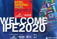 International Padel Experience by Madison welcome