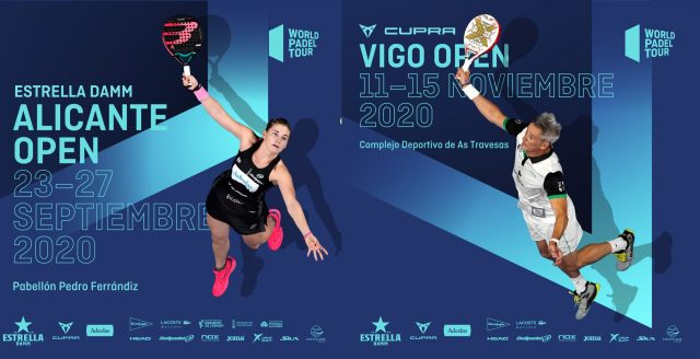 Cambios World Padel Tour 2020