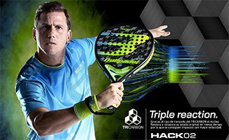 Pala Hack Paquito Bullpadel
