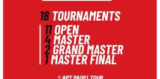 APT Padel Tour 2021