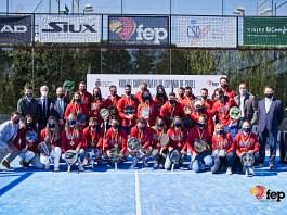 Campeonato España Equipos 1ª categoría