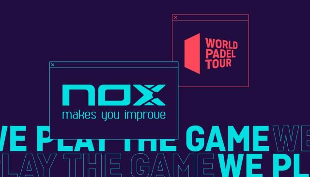 NOX pala oficial WPT