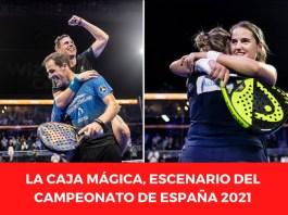 Campeonato de España de Pádel 2021