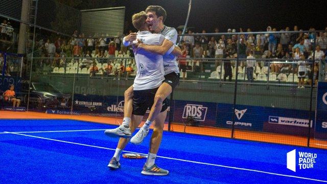 Ganadores Sardegna Open 2021