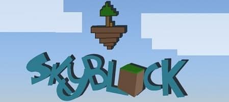 SkyBlock llega al servidor de Mundo-Minecraft