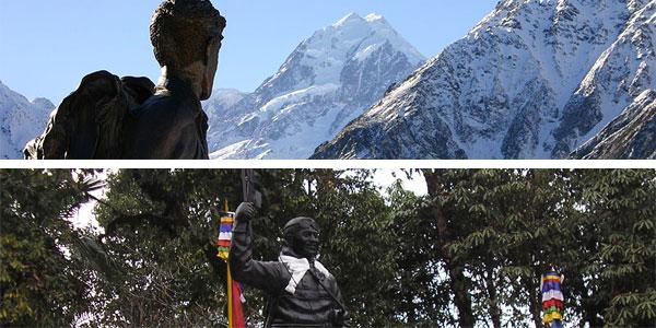 Estatuas-Edmund-hillary-y-Tenzing-Norgay